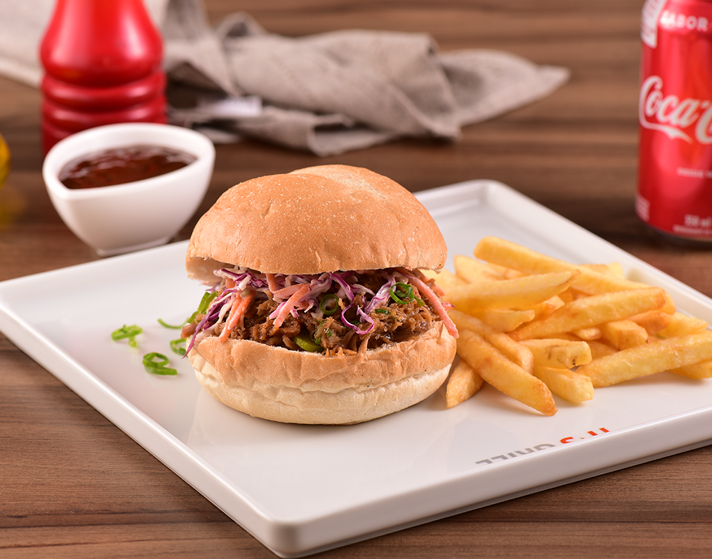 Lançamento: Sanduíche Pulled Pork